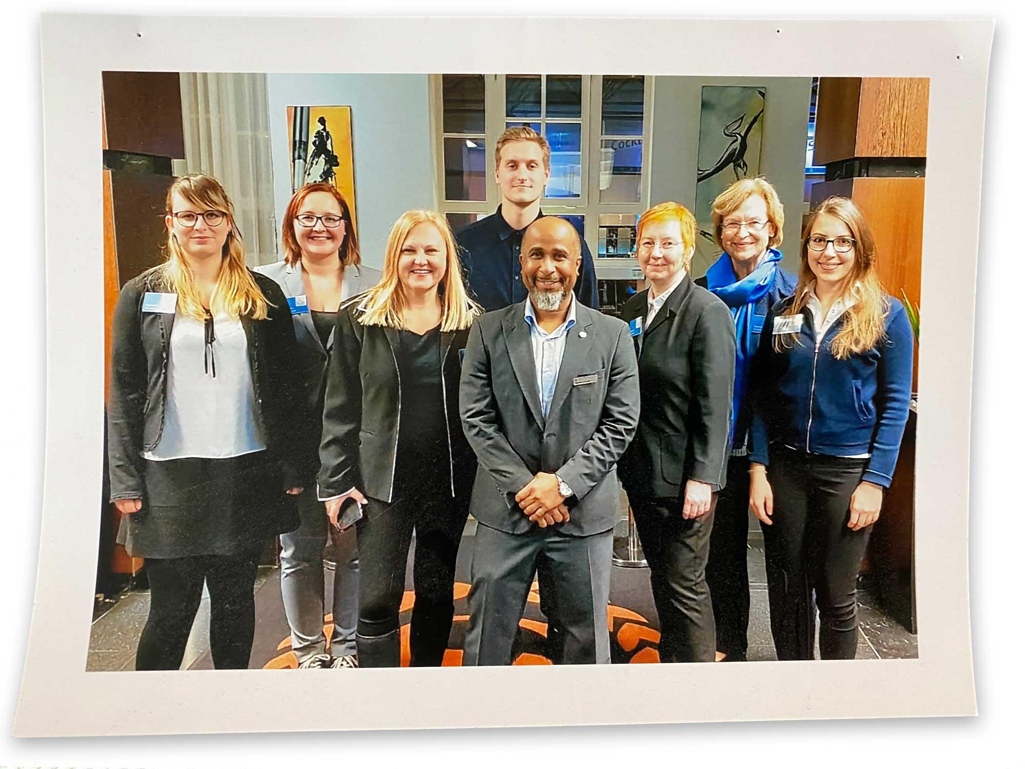 Das Team vom NIO-Kongress 2019