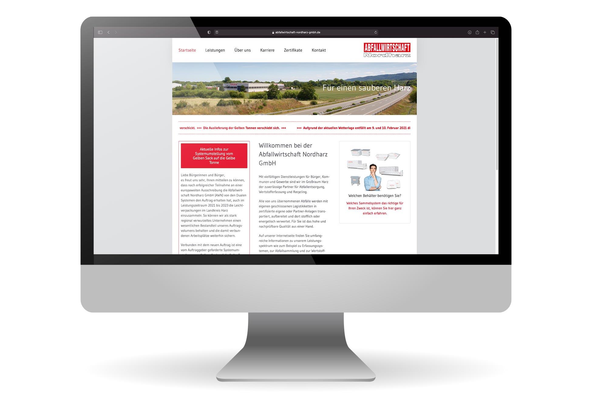 Abfallwirtschaft Nordharz GmbH