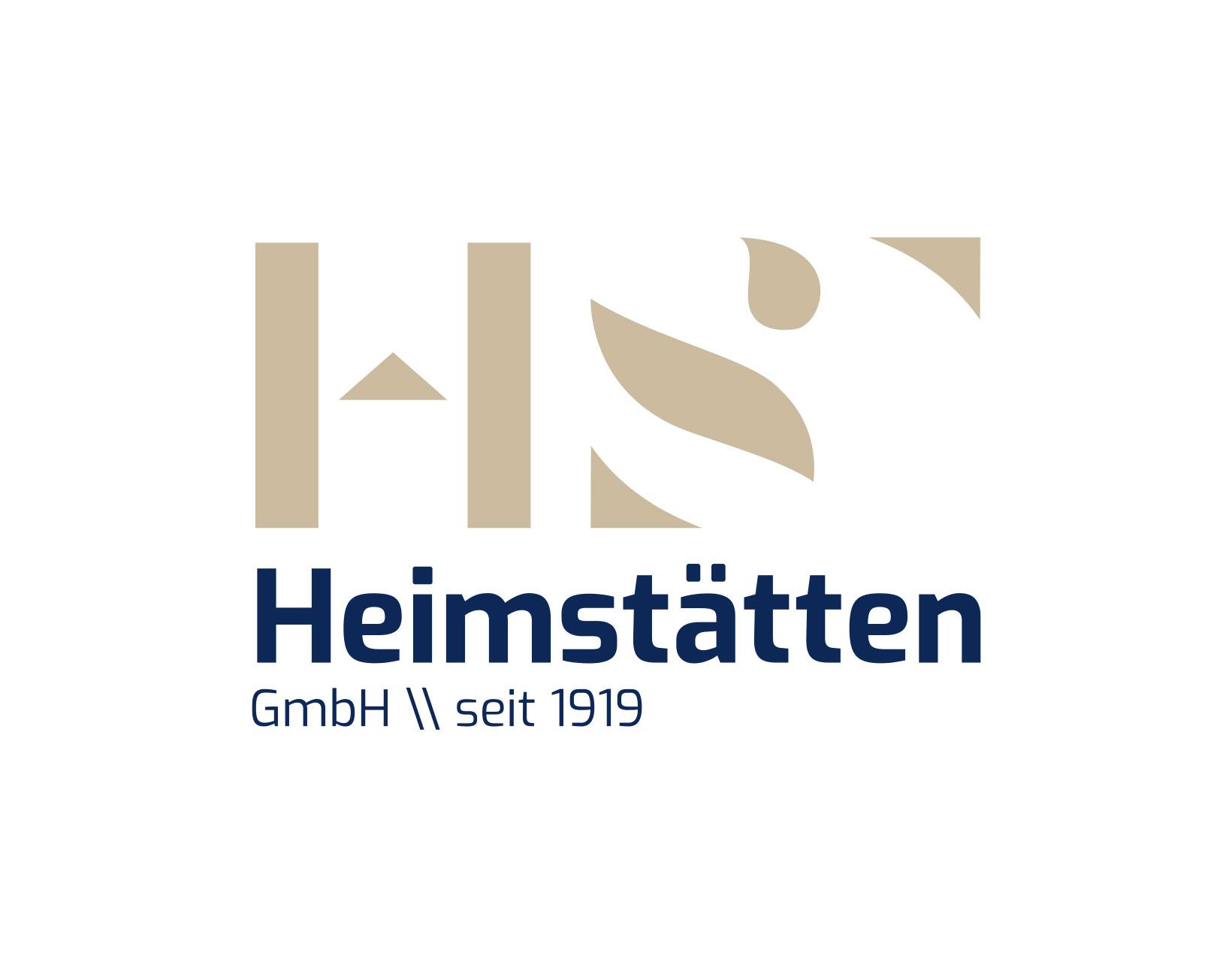 Logo Heimstätten GmbH