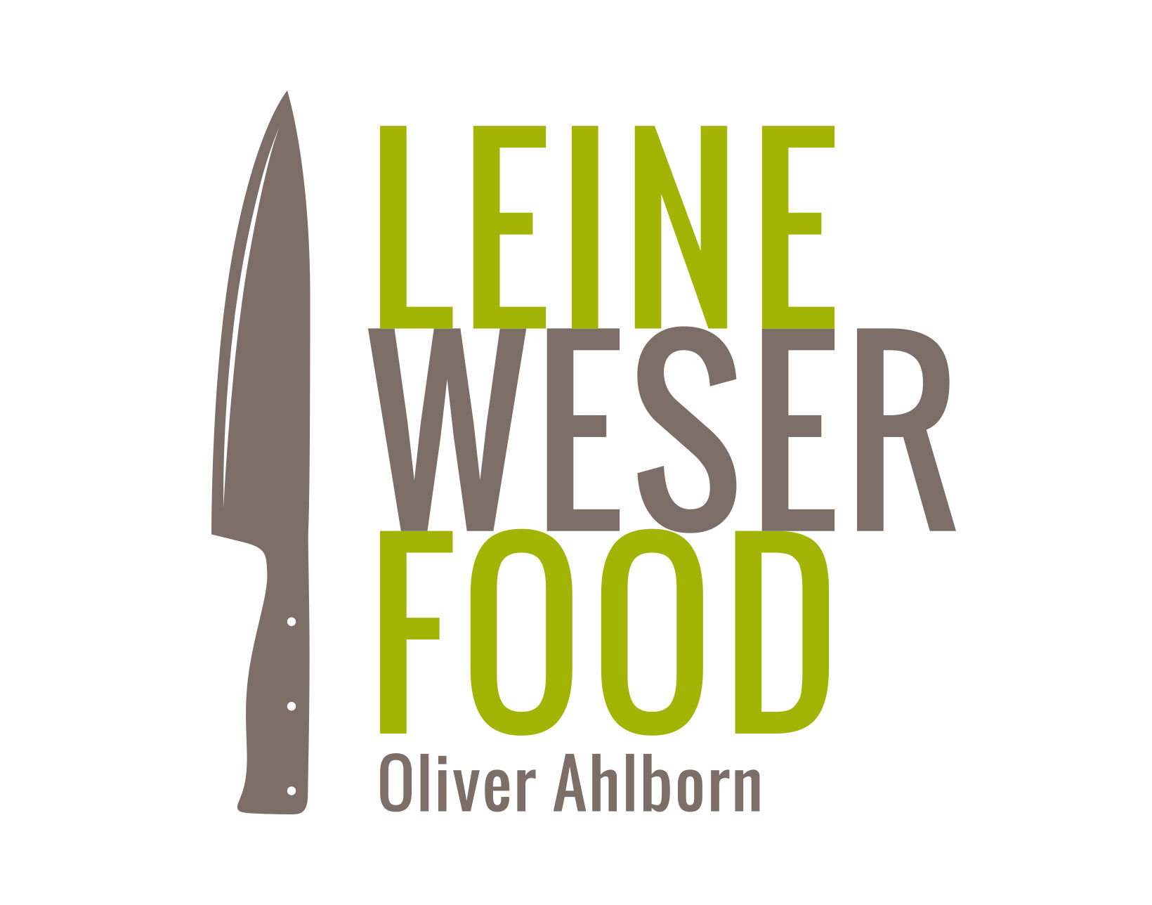 Logo Leine Weser Food Oliver Ahlborn