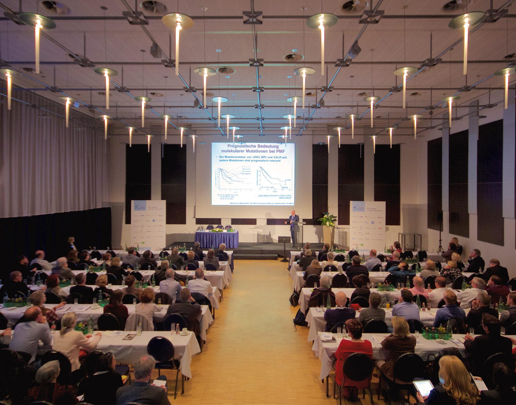 NIO-Kongress für Hämatologie und Onkologie Impressionen 1