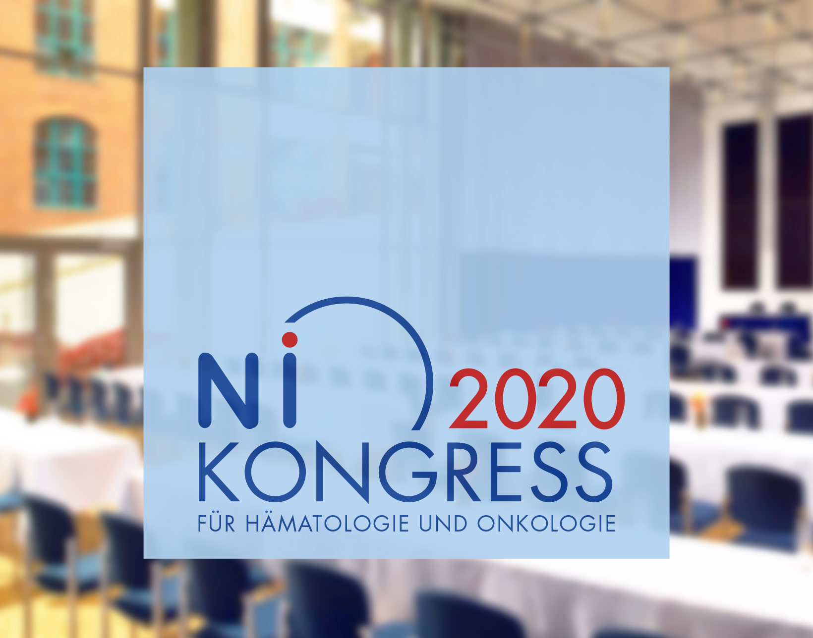 Logo NIO-Kongress für Hämatologie und Onkologie