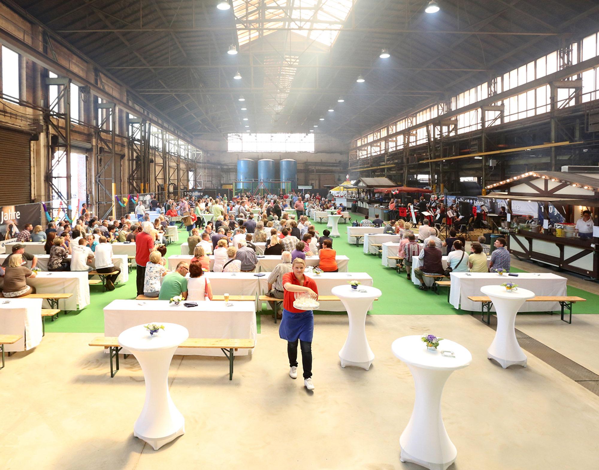 Veranstaltung 100 Jahre Waggonbau Graaff Impressionen 3