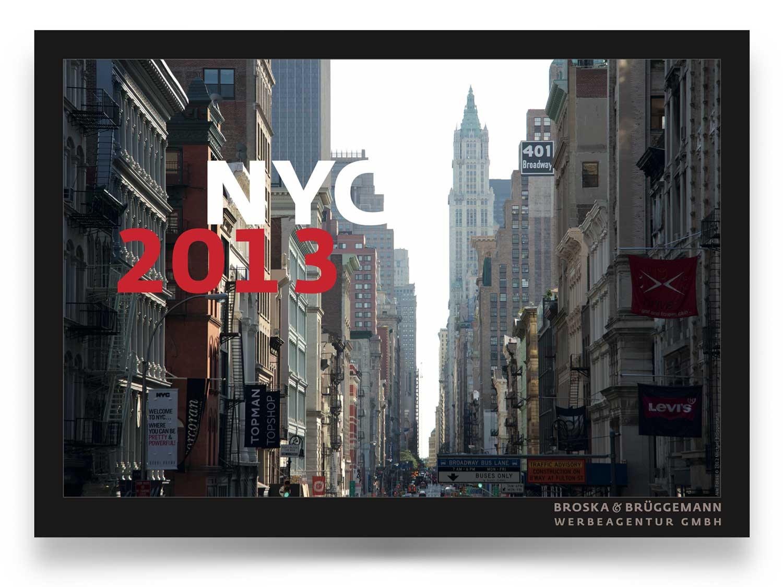 Agenturkalender 2013