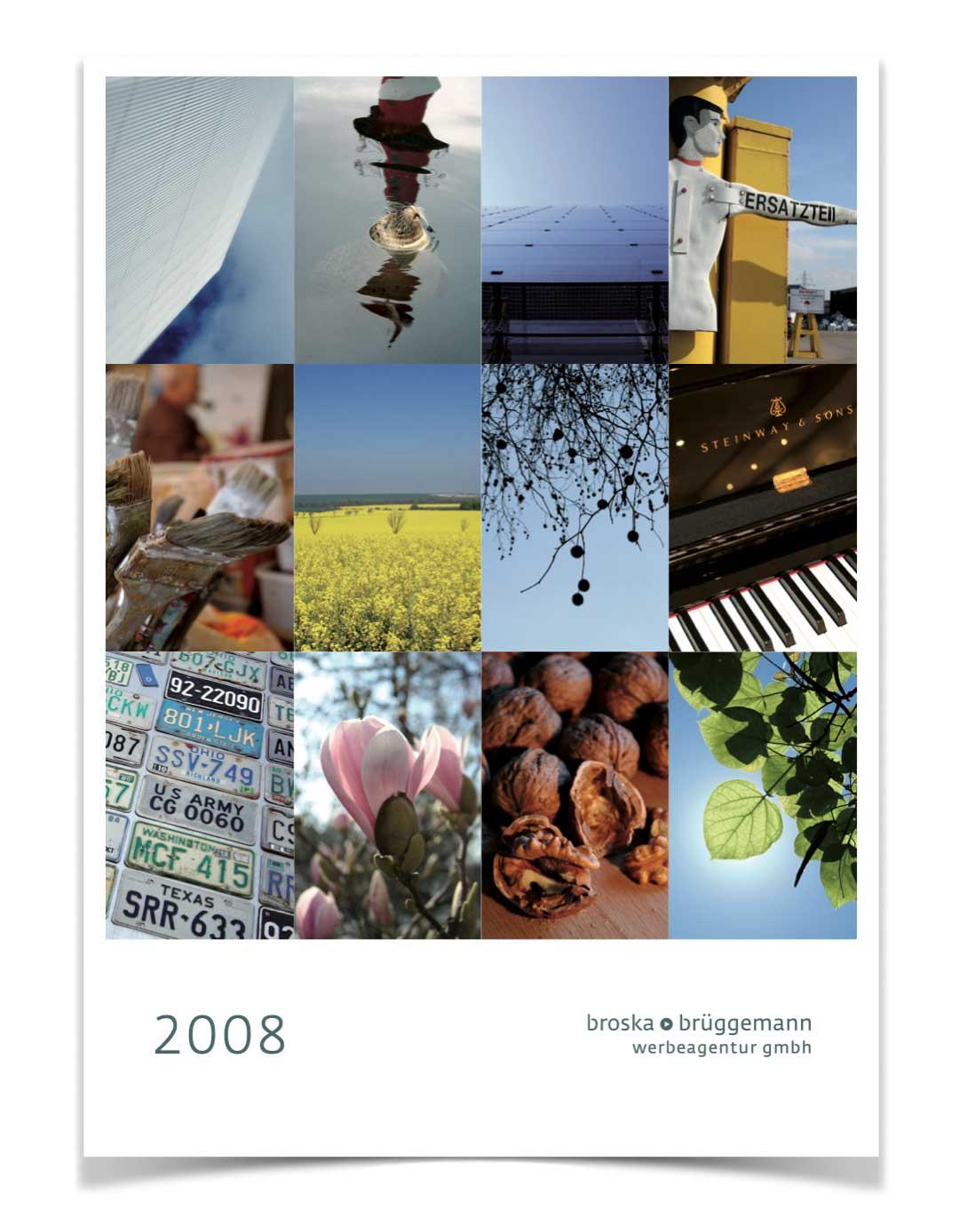 Agenturkalender 2008