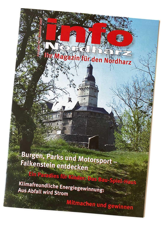 Info Nordharz - Ihr Magazin für den Nordharz