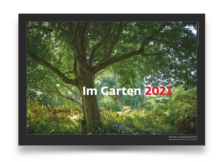 Agenturkalender für 2021