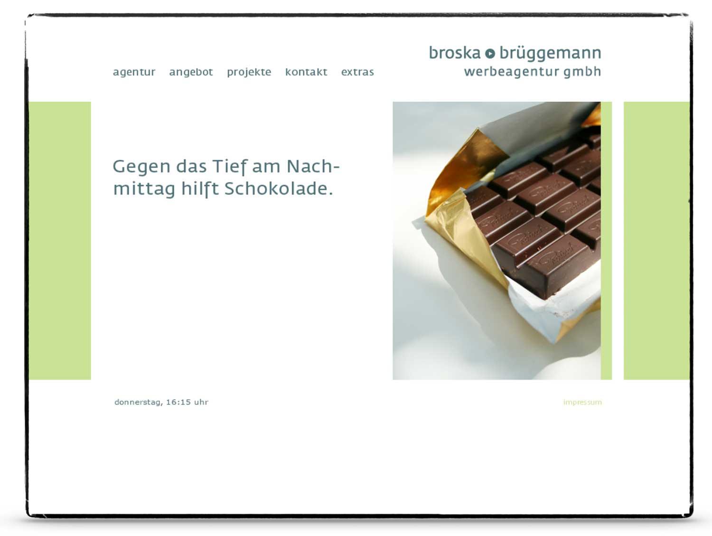 BBW Website 2006