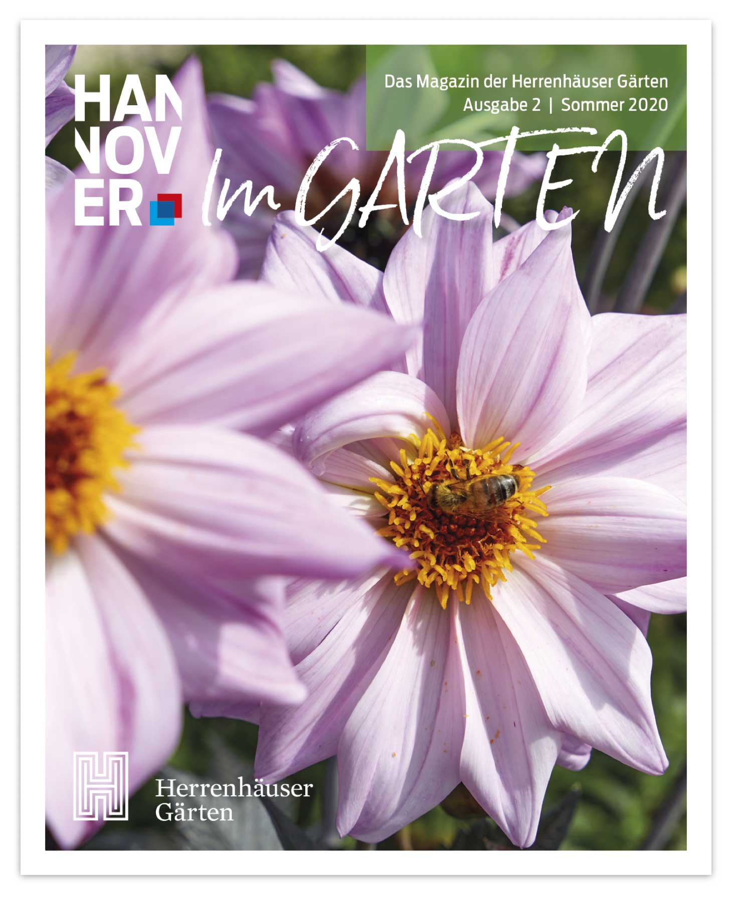 IM GARTEN Das Magazin der Herrenhäuser Gärten