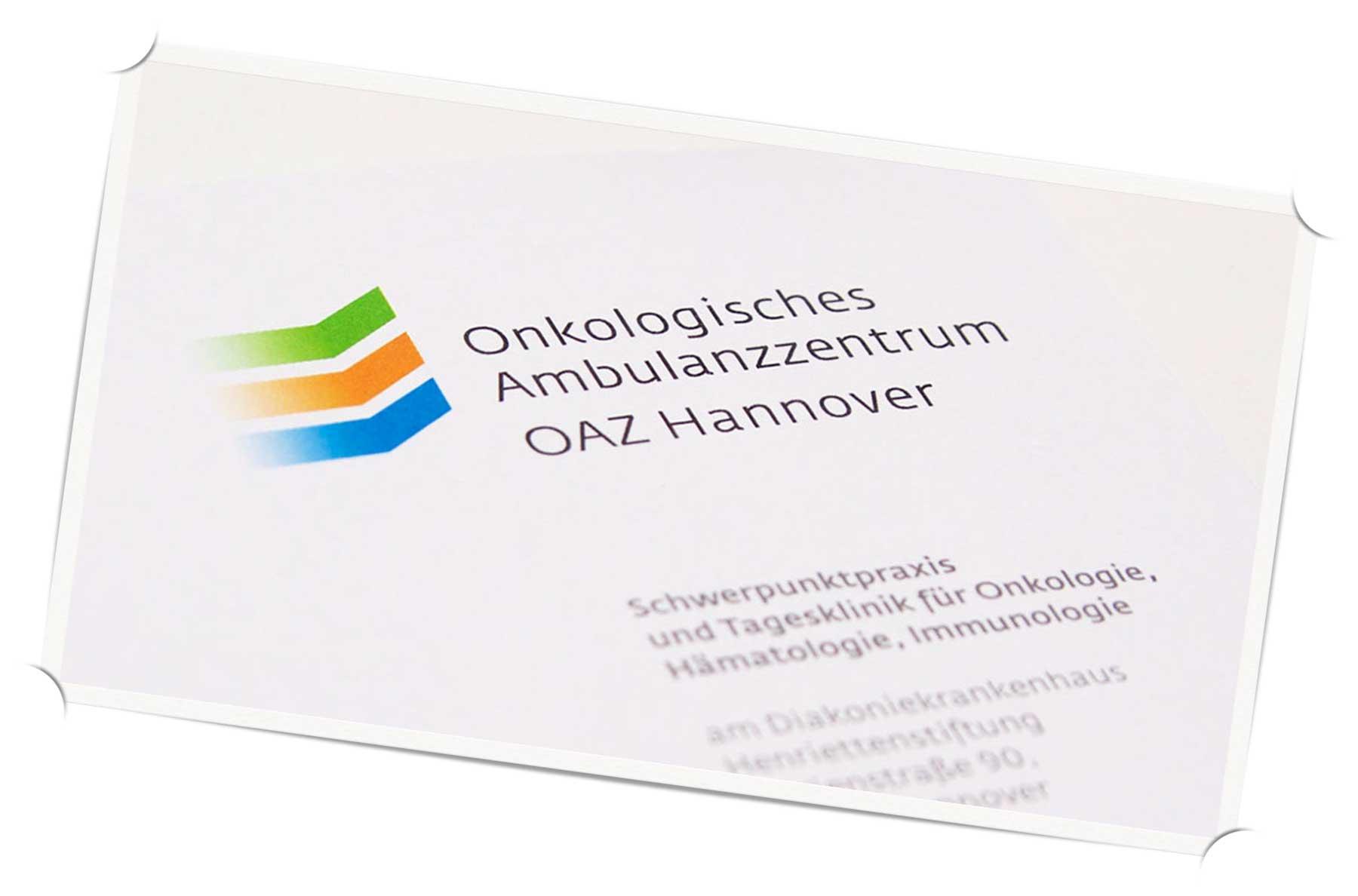 Logo Onkologisches Ambulanzzentrum OAZ Hannover
